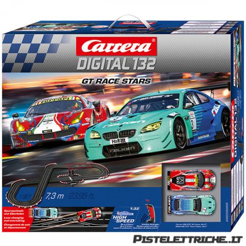 Pista Elettrica Digitale Wireless+ GT Race Stars