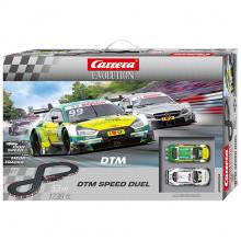 Pista Elettrica Carrera Evolution DTM Speed Duel