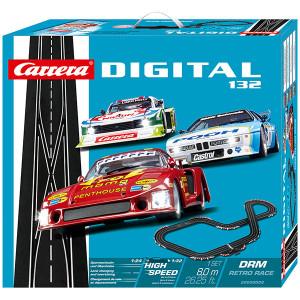 Pista Elettrica Digitale DRM Retro Race