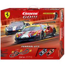 Pista Elettrica Carrera GO Ferrari GT3