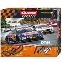Pista Elettrica Carrera GO DTM Championship
