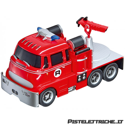 Carrera First Responder Fire Truck
