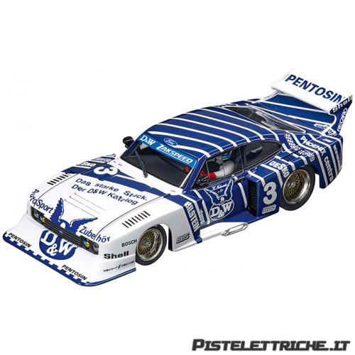 Ford Capri Zakspeed Turbo D&W-Zakspeed Team n.3