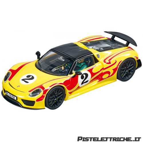 Porsche 918 Spyder n.2