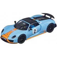 Porsche 918 Spyder Gulf Racing n.02