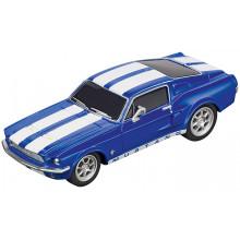 Ford Mustang 67 Racing Blu