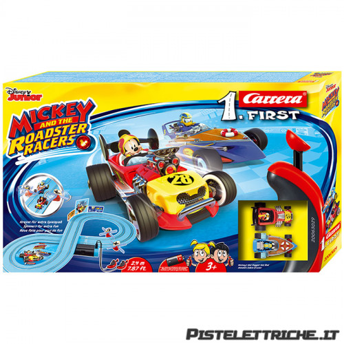Pista Carrera First Mickey and the Roadster Racers - Donald