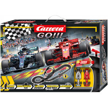 Pista Elettrica Carrera GO Speed Grip