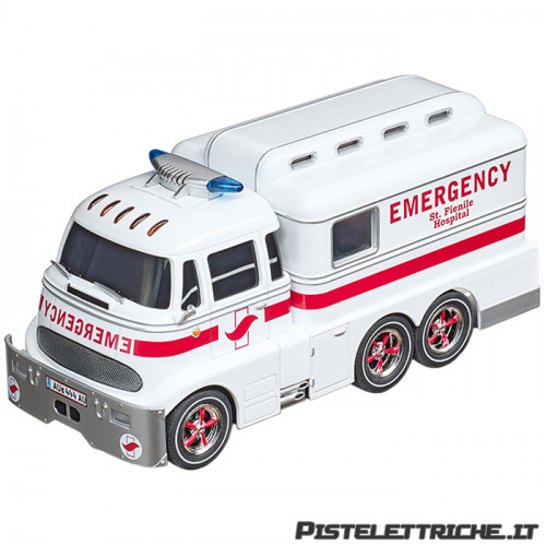 Carrera Ambulance Truck