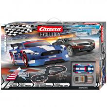 Pista Elettrica Carrera Evolution Break Away