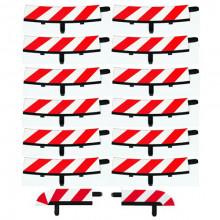 Cordoli Interni per Curve Paraboliche Raggio 4
