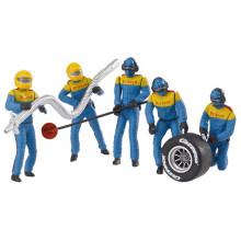 Set Meccanici Blu
