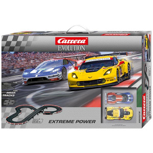 Pista Elettrica Carrera Evolution Extreme Power