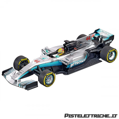 Mercedes F1 W08 EQ Power+ L.Hamilton n.44