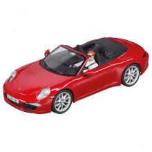 Porsche 911 Carrera S Cabriolet Rossa