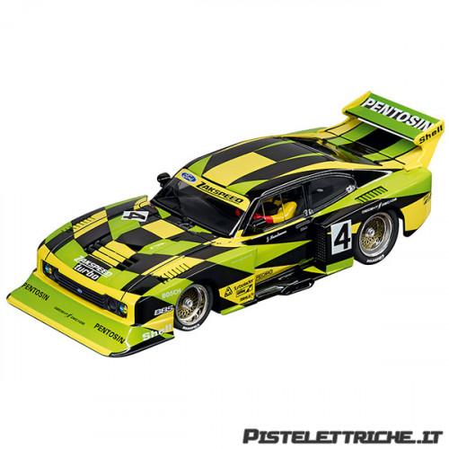 Ford Capri Zakspeed Turbo Jurgen Hamelmann Team n.4