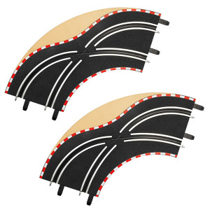 Curve Cambio Corsia Carrera GO!!!