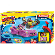 Pista Carrera First Mickey and the Roadster Racers - Minnie