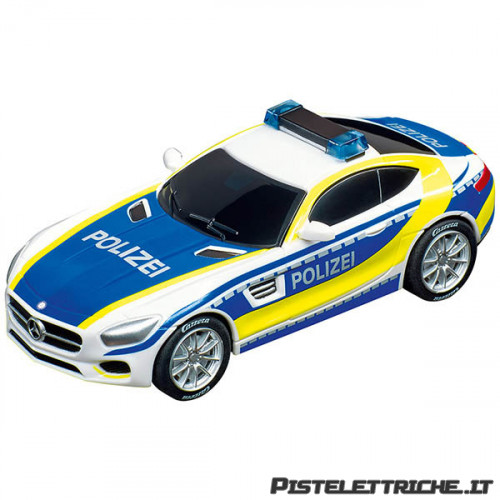 Mercedes AMG GT Coupe Polizei